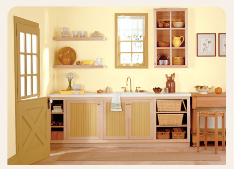 Country Kitchen Paint Colors. Latest Painting Kitchen Cabinets ...