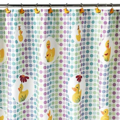 Duck Shower Curtain Number One A Touch Of Art