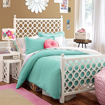 PB Teen Bedroom Set. pb-teen-headboard. Finding a nice headboard can be a ...