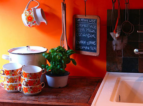 orange counter