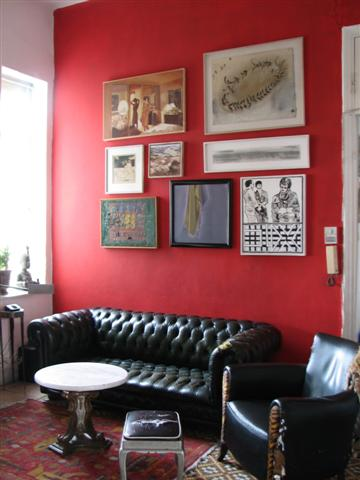 The Mix Is An Interesting One. Although I Love Red, I Rarely Like Red Walls  Because People Are Generally Lazy And Never Paint Enough Layers For The  Depth Of ... Part 92
