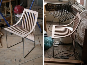 onecut chair