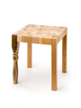dodo recycled stool or side table