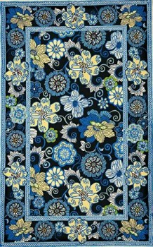 Subject Specific Rugs Like The One Shown Here Are Fun And Add A Touch Of  Nostalgia As A Decorative Concept. Vera Bradleyu0027s Line Of Outdoor Rugs Are  A Breath ...