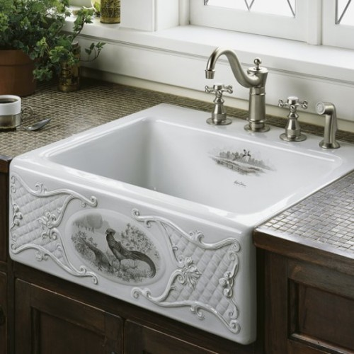 Kohler Tidings Game Birds sink