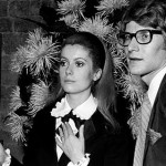 deneuve &amp;YSL
